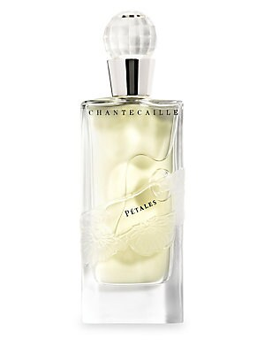 Image of A classic white floral perfume with an unexpected delicacy, the fragrance is a symphony of white blossoms-Freesia, Gardenias and the heady scent of petals after the rain form the top notes, while Jasmine, Tuberose, Violet Leaves and delicate Orange Blosso
