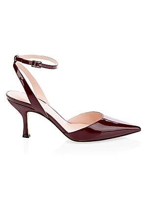 024b28bf6276 Kate Spade New York - Simone Patent Leather Heels - saks.com