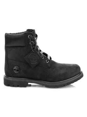 Timberland Leather Insulated Lace-Up Boots
