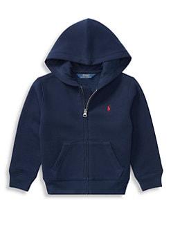 5181c2c52 QUICK VIEW. Ralph Lauren. Boy's Cotton-Blend Fleece Hoodie