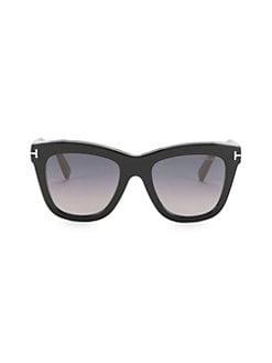 d13ad44528b Tom Ford. Julie 52MM Square Sunglasses