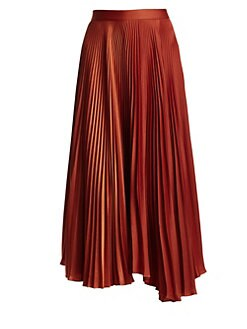 5ed5dbce6f897 Product image. QUICK VIEW. A.L.C.. Bobby Pleated Midi Skirt