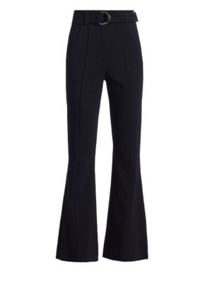 Foster Belted Flare Pants by A.L.C.