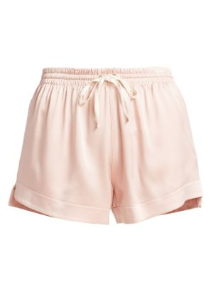 Solid Boxer Shorts in Blush