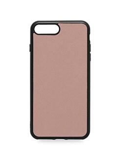 cb478069ec9 TDE. Leather iPhone X Case