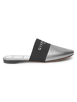 d09068e2d2df Givenchy - Logo Rubber Slides - saks.com