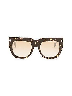 c10a637731 Tom Ford - Morgan 57MM Soft Square Sunglasses - saks.com