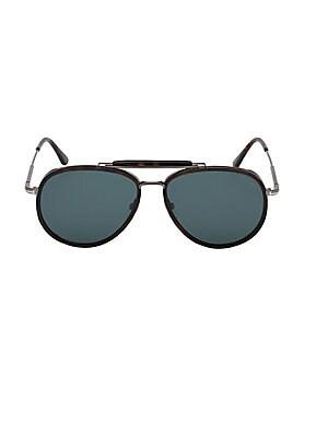 fc6574993c Tom Ford - Olivier Acetate Sunglasses - saks.com
