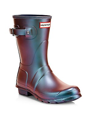 ddd6b0aa2cbc Hunter - Original Short Rain Boots