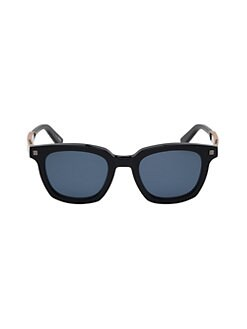 f57a1a04ea66 QUICK VIEW. Ermenegildo Zegna. 50MM Square Sunglasses