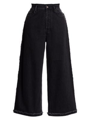 ACNE STUDIOS Phelina Washed Denim Pants