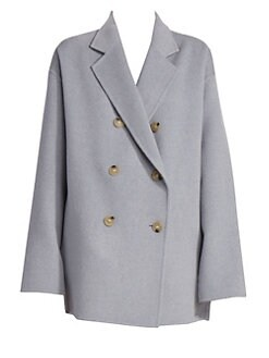 f03339cde7 Acne Studios. Odine Double-Breasted Wool   Cashmere Peacoat