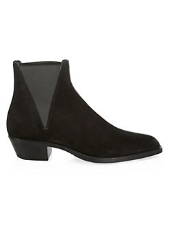 1fd42a135db Dakota Leather Chelsea Boots BLACK. QUICK VIEW. Product image