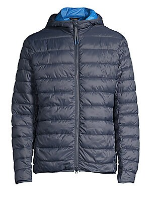 3619f36ff3b09 Barbour - Nautical Trawl Quilt Hooded Puffer Jacket - saks.com