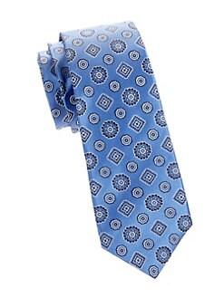 dd6851397774 QUICK VIEW. Kiton. Floral Silk Tie