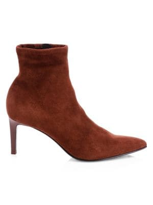 Beha Stretch Suede Booties by Rag & Bone