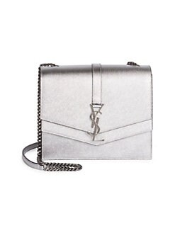 QUICK VIEW. Saint Laurent. Sulpice Leather Crossbody Bag fd3e35a210