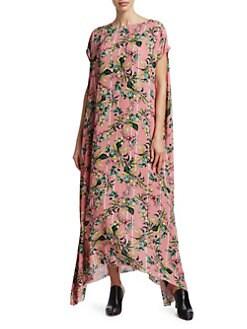 fbd4937868 Vetements. Summer Floral Maxi Dress