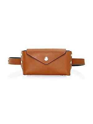 dcfde00eb Burberry - TB Leather Belt Bag - saks.com