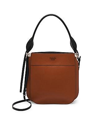 40385c4895f3ab Prada - Large Prada Margit Shoulder Bag - saks.com