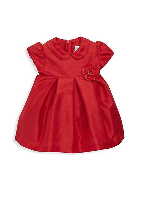 Baby Girls Cap Sleeve Dress