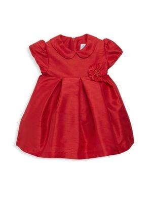 Baby Girl's Cap Sleeve Dress by Luli And Me