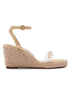 bd2c53c13e68 QUICK VIEW. Sophia Webster. Dina Gem Mid Espadrille Platform Wedge Sandals