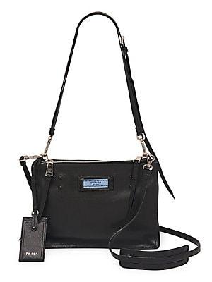 eb45571195ccb1 Prada - Etiquette Crossbody Bag - saks.com