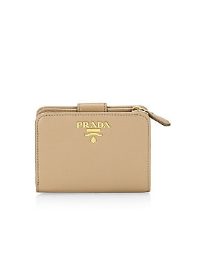 7c21e4b953b9 Prada - Small Daino Color Tab Wallet