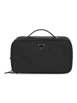 fee7bb309399 Prada - Saffiano Cuir Small Double Bag - saks.com
