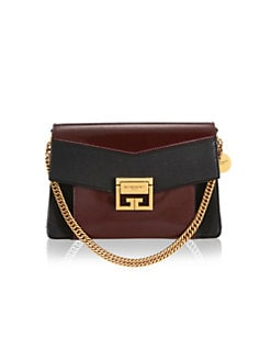 QUICK VIEW. Givenchy. Small Patent Leather GV3 Crossbody Bag 3211a37a5e4d9