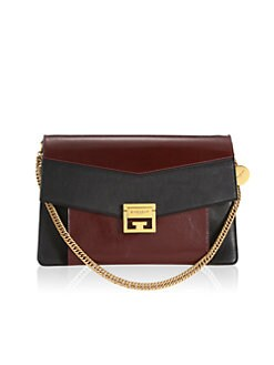 4f314f2039c3 Product image. QUICK VIEW. Givenchy. Medium Patent Leather GV3 Crossbody Bag