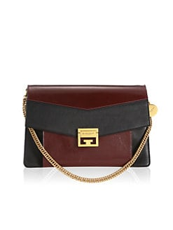 Medium Patent Leather GV3 Crossbody Bag BLACK. QUICK VIEW. Product image 1da1f98c50