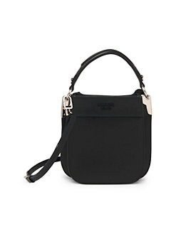 7b6e93867f5 Small Prada Margit Shoulder Bag BLACK. QUICK VIEW. Product image