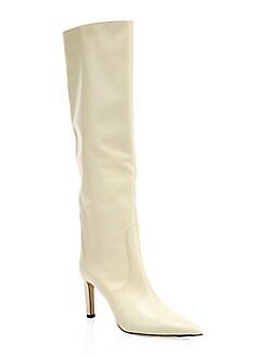 a53d793ba105 QUICK VIEW. Jimmy Choo. Mavis Tall Leather Boots