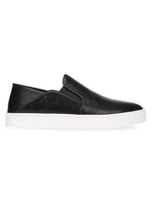 Garvey Leather Sneakers by Vince