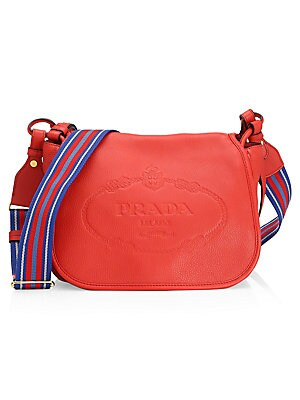 1cb336278124 Prada - Saffiano Lux Large Double-Zip Tote - saks.com