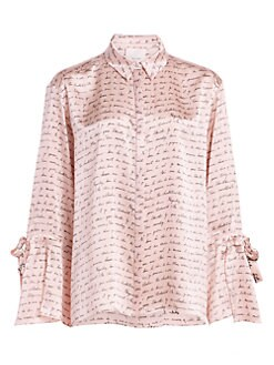 06813bccc84eab Tops For Women: Blouses, Shirts & More | Saks.com