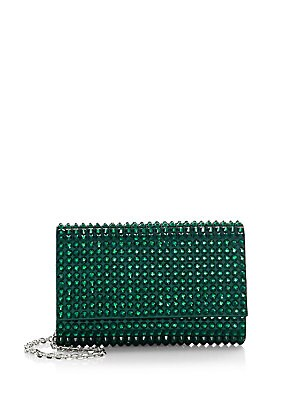 2f156863813 Judith Leiber Couture - Ritz Fizz Swarovski Crystal & Satin Clutch ...