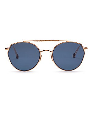 4e37f0b4fa Ahlem - Ahlem Place Carree 51MM Aviator Sunglasses