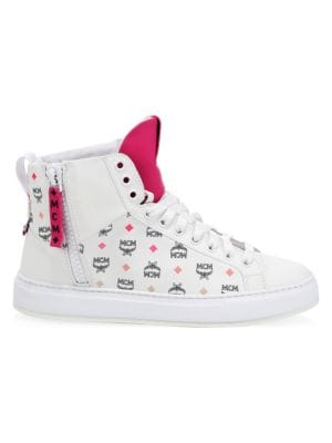 spektrum-visetos-mid-top-sneakers by mcm