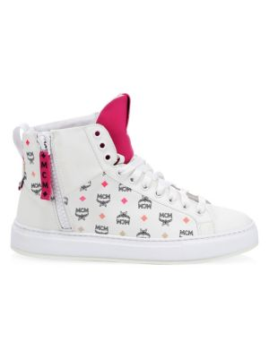 Spektrum Visetos Mid Top Sneakers by Mcm