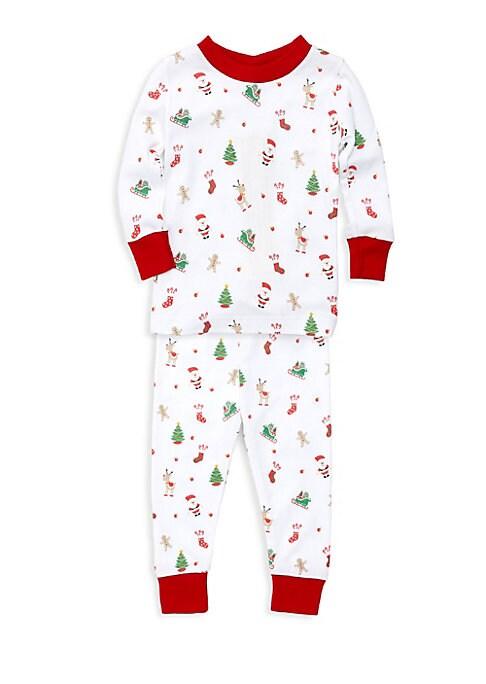 Baby Boys Holiday Pajama Set