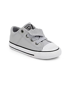 fb83530e0494 Converse. Baby s Chuck Taylor All Star Leather Sneakers