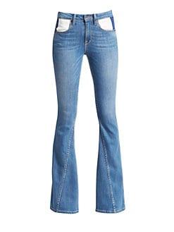 90ea866c0dca5 QUICK VIEW. TRE by Natalie Ratabesi. The Cher Wide-Leg Jeans