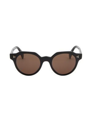 439a0d6274d Oliver Peoples Irven 50Mm Pantos Sunglasses In Black
