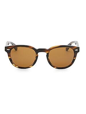 ee393888aa6 Tom Ford - Harry 53MM Tortoiseshell Sunglasses - saks.com