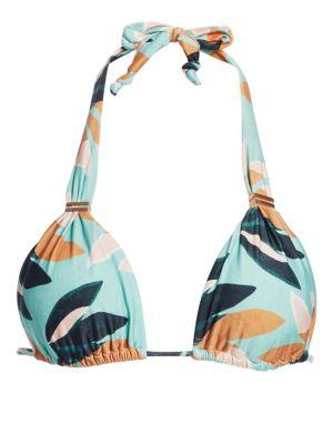 VIX BY PAULA HERMANNY Matsse Bikini Top in Matisse