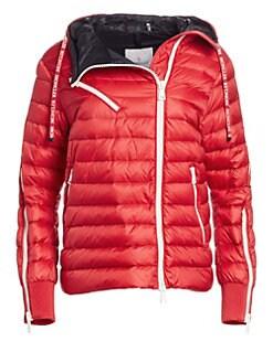 787b6b3a1384 Moncler. Stockholm Hooded Puffer Jacket