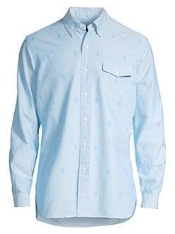 d025d2cab Polo Ralph Lauren. Oxford Cotton Shirt